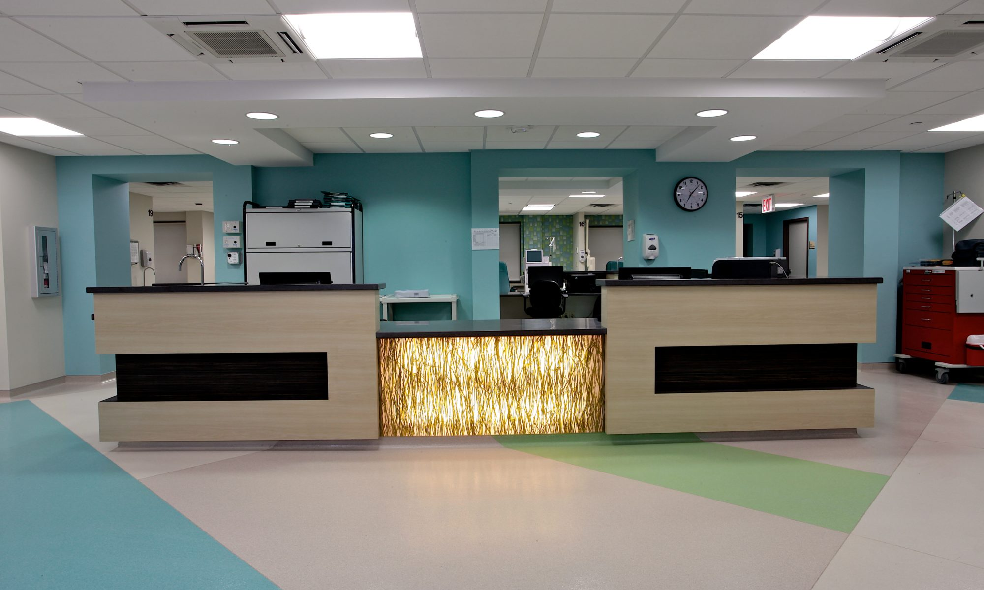 With Helene Marcus Interior Design. A Separate Make Ready Phase For This  20 Station Dialysis Project Involved Relocating First Floor Nursing Home  Dining And ...